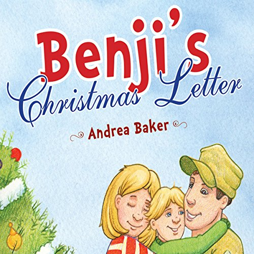 Benji's Christmas Letter cover art