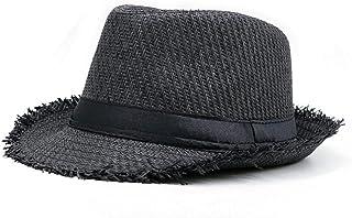 MJHZQ Sombrero Ancho Neutro, Sombrero para el Sol, Sombrero Impermeable para Exteriores, protección UV para el Verano