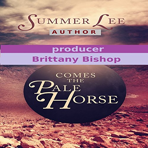 Comes the Pale Horse audiobook cover art