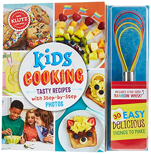 Kids Cooking (Klutz Activity Kit) 10 x 1.19 x 10 inches