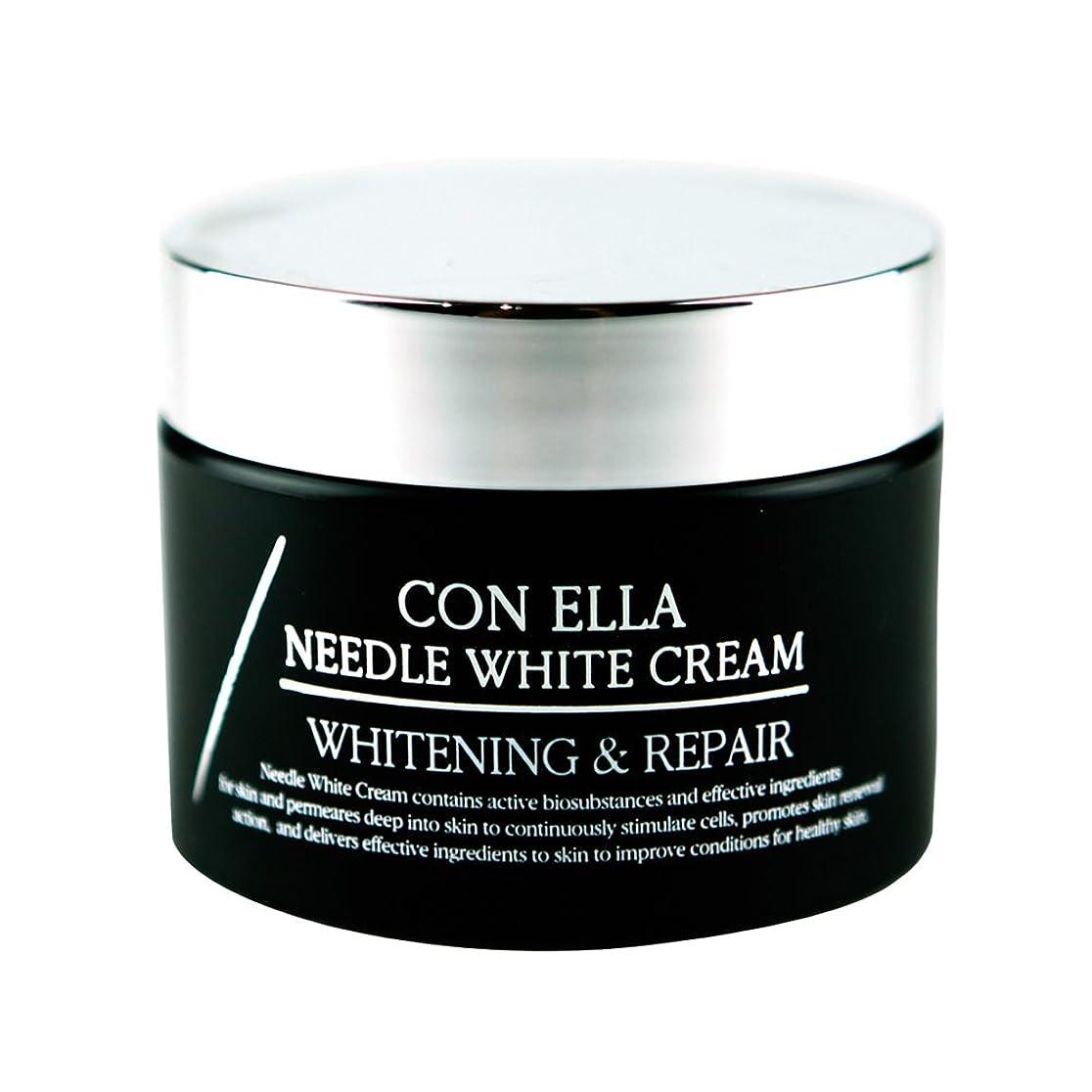 マダム可決シールド(コンエヤ) CONELLA NEEDLE WHITE CREAM ニードルホワイトクリーム 美白 しわ改善 ホワイトニング リペア 韓国コスメ