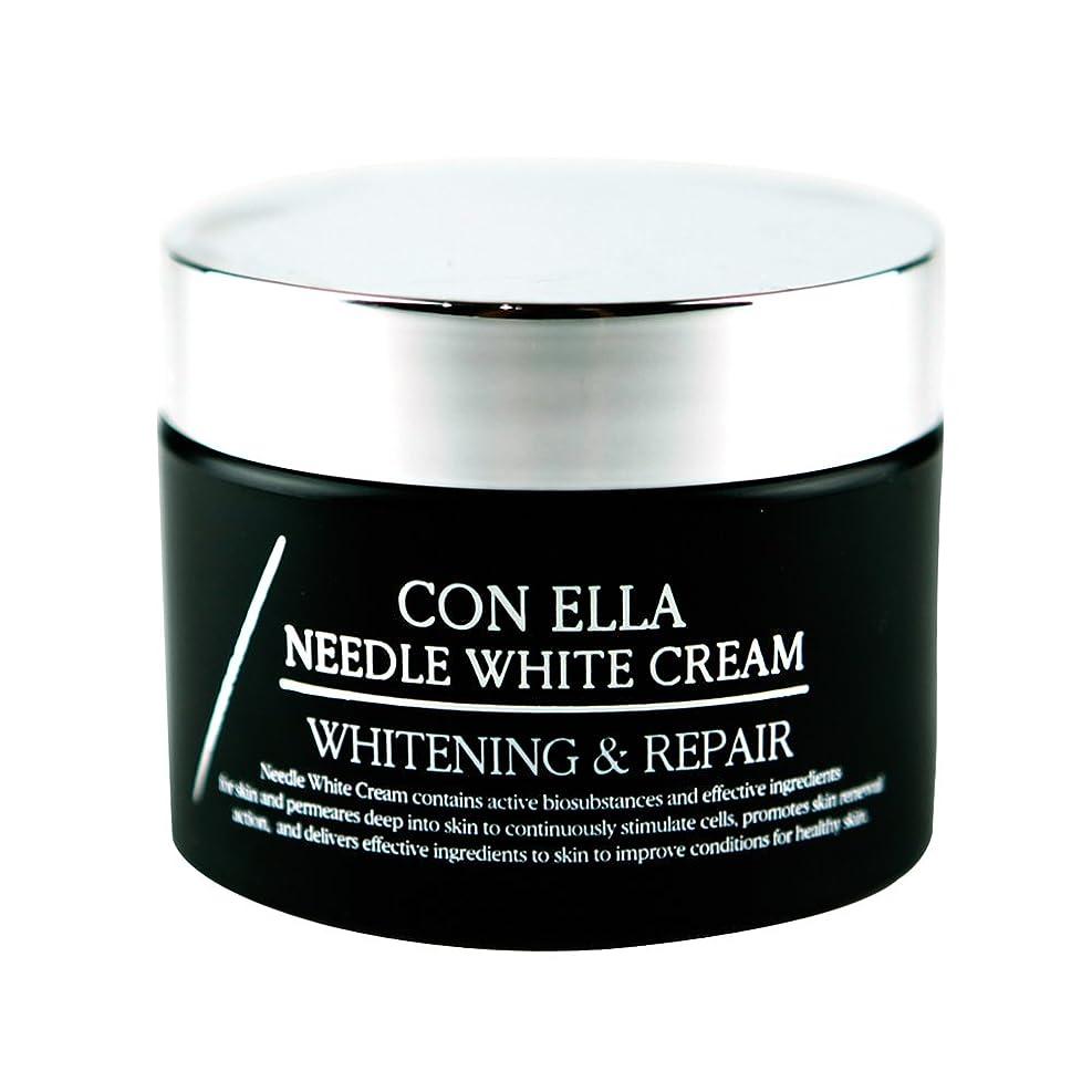 可愛いあえぎ混乱(コンエヤ) CONELLA NEEDLE WHITE CREAM ニードルホワイトクリーム 美白 しわ改善 ホワイトニング リペア 韓国コスメ