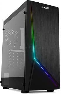 Gamdias Argus E1 Mid-Tower RGB PC Case