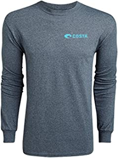 Topwater Long Sleeve T-Shirt Dark Black