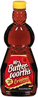 Mrs. Butterworth's Syrup, Original, 24 Fl Oz