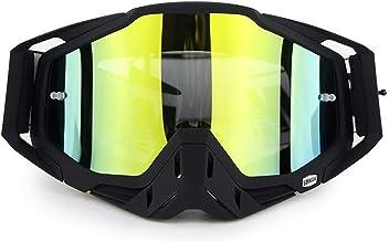 QSCTYG 266 Motorbril, stofdicht, winddicht, voor motorcross en motorfiets
