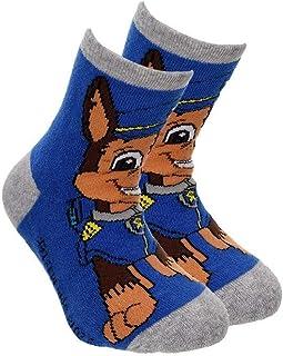 Calcetines antideslizantes Patrulla Canina Paw Patrol Chase Talla 31/34