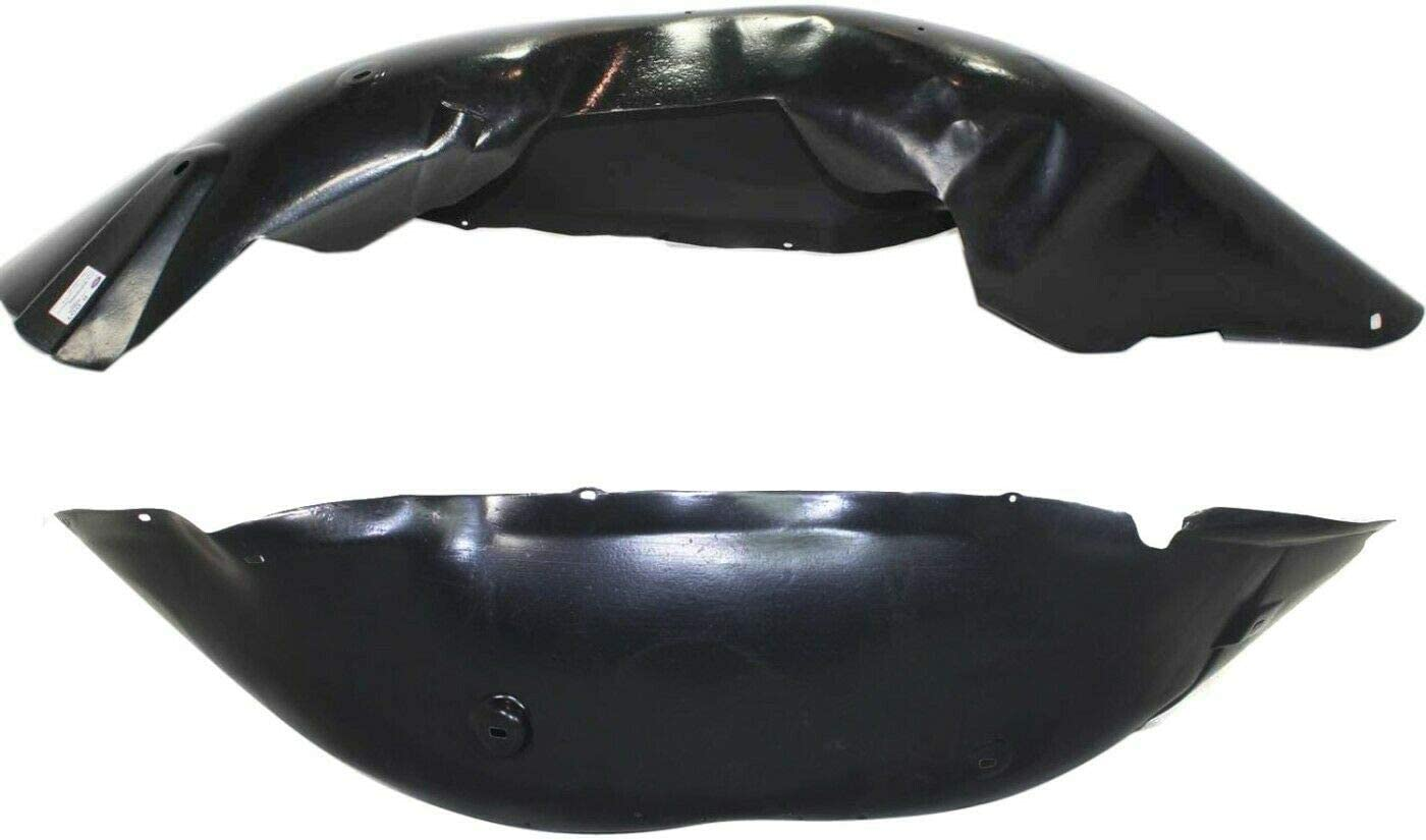 Deebior Splash Shield Compatible Finally resale start with 1500 Silverado Department store 07-13 Crew