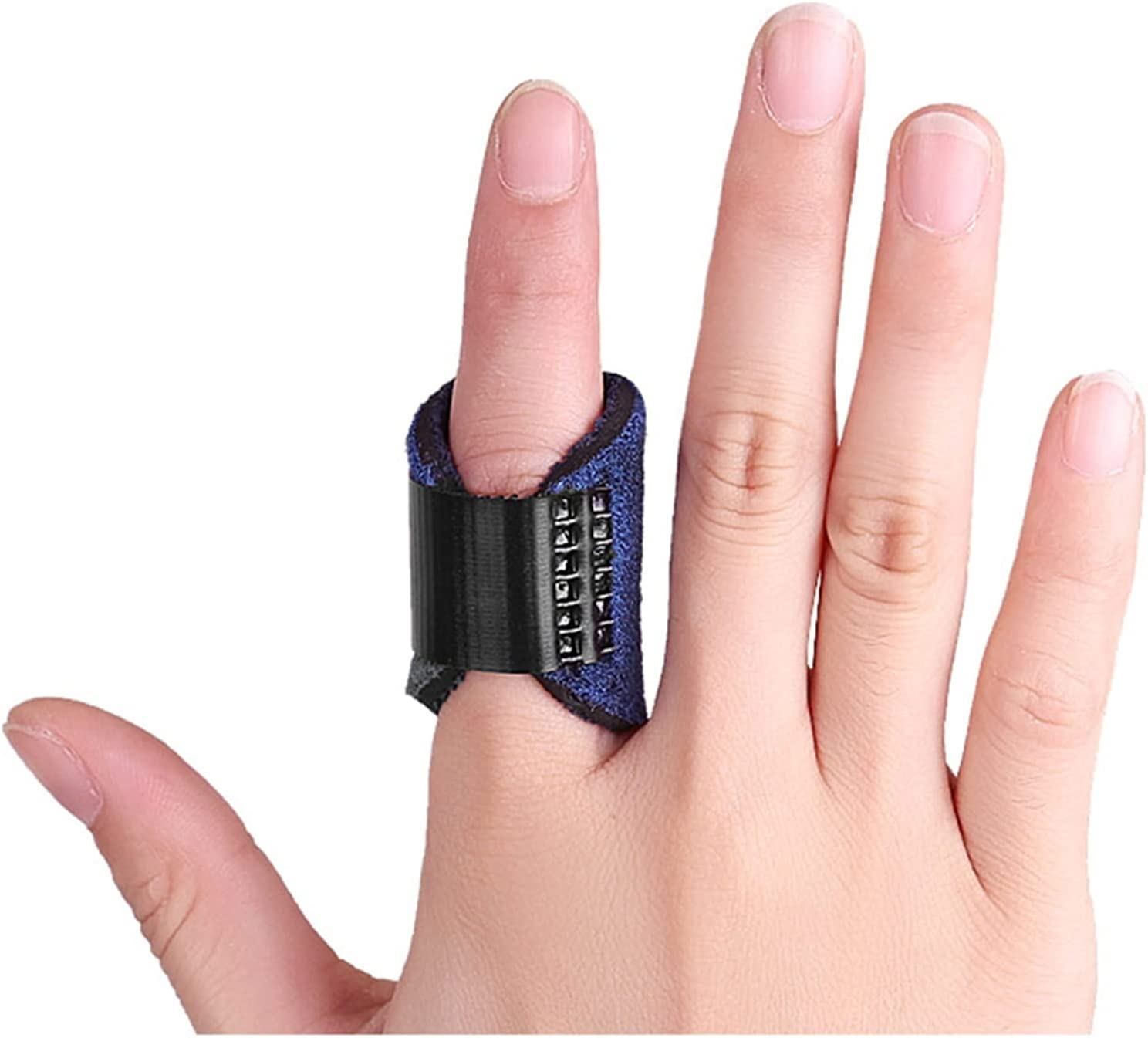 LIZHE Adjustable Finger splints Challenge the lowest price of Japan ☆ Brace Basketball Seattle Mall Protect