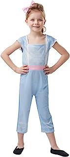 Rubies - Disfraz oficial de Disney Toy Story 4, Bo Peep Girls Classic, tamaño mediano para niños de 5 a 6 años