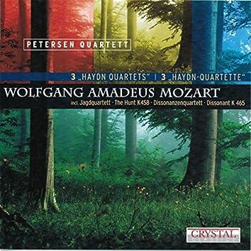 Mozart: Petersen Quartett