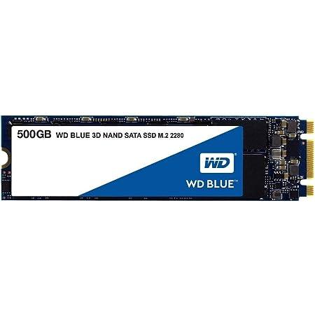 Western Digital Wds500g2b0b Wd Blue 500gb 3d Nand Computer Zubehör