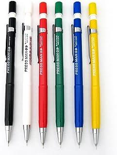 プラチナ万年筆 プレスマン 6色カラー セット