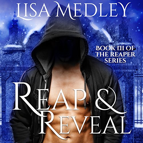Reap & Reveal audiobook cover art