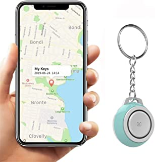 $53 » Auoeer Key Finder, Mini Bluetooth Tracker Devices, Anti-Lost Chip, GPS Remote Controls, Item Finder Smart Tracker, Phone L...