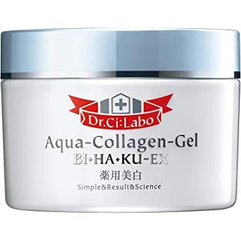 ドクターシーラボ 薬用アクア コラーゲン ゲル 美白 EX N 120g オールインワン