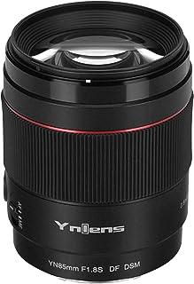 YONGNUO YN85mm F1.8S DF DSM ソニー Eマウント 中望遠単焦点大口径レンズ フルサイズ対応 SONYミラーレス一眼用