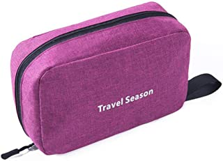 TFun Large Capacity Travel Storage Bag Wash Portable Cosmetic Bags Hanging Toiletry Bag F104