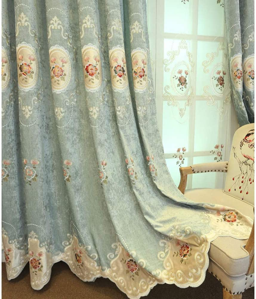 European Style Blackout Curtains 84 保障 Living for 35%OFF Long Room Inches