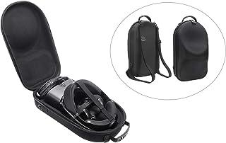 SHEAWA Oculus Rift S ケース 収納バッグ 保護ケース ハードケース 耐衝撃 大容量 携帯に便利 (ブラック)