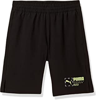 Puma Boy's Regular Polyester Shorts