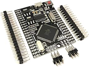 SongHe MEGA 2560 PRO Embed CH340G/ATMEGA2560-16AU Chip with Male Pinheaders Compatible for Arduino Mega2560 Module