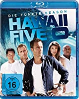 Hawaii Five-0 - Season 5 [Blu-ray]