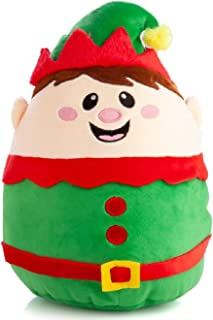Smoohos Pals Soft & Jolly Elf Christmas Plush Toy - 22cm
