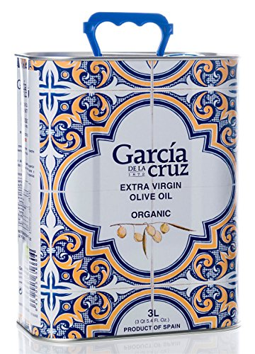 García de la Cruz - Natives Bio-Olivenöl extra - Premium Master Miller - 3L Kanister