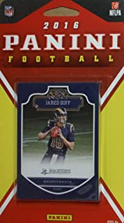 ade61831302 Los Angeles Rams 2016 Panini Factory Sealed Team Set with Todd Gurley and Aaron  Donald plus