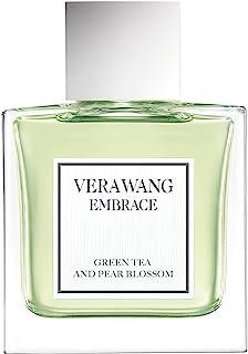 Vera Wang Embrace Eau de Toilette Spray for Women, Green Tea & Pear Blossom, 1 Fl Oz