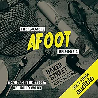 Ep. 3 (The Game is Afoot) cover art