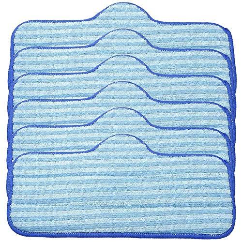 Moligh doll 5Er Pack Mikrofaser Pads Passend für Dupray Neat Steam Cleaner