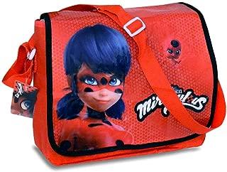 TEMPLAR Miraculous Ladybug Messenger/Shoulder Bag