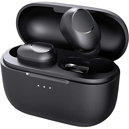 Haylou GT5 TWS Bluetooth Earbuds with AAC HD Stereo Sound,Smart Wearing Detection,Support Wireless Charging