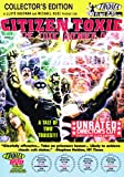 Citizen Toxie - The Toxic Avenger IV (Collector's Edition) -  DVD, Rated R, Lloyd Kaufman