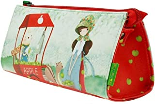 Santoro Kori Kumi grande Fuelle para accesorios–Un Apple a Day