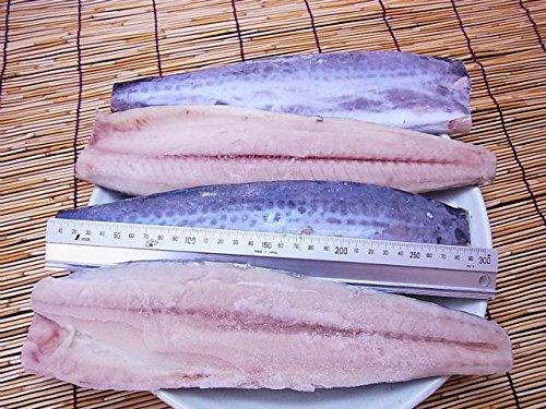 さわらフィーレ 4kg/15枚サイズ 15枚 【冷凍】/(3箱)