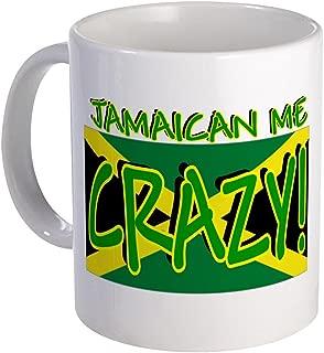 CafePress JAMAICA SHIRT, JAMAICAN ME CR Mug Unique Coffee Mug, Coffee Cup