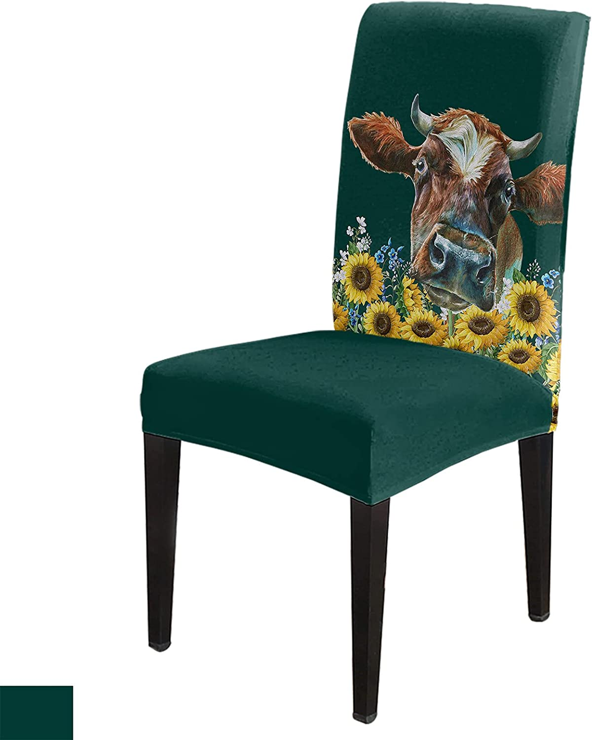 Spasm price Farm Animals Dining Chair 70% OFF Outlet Slipcover Removable Washable Cov Seat