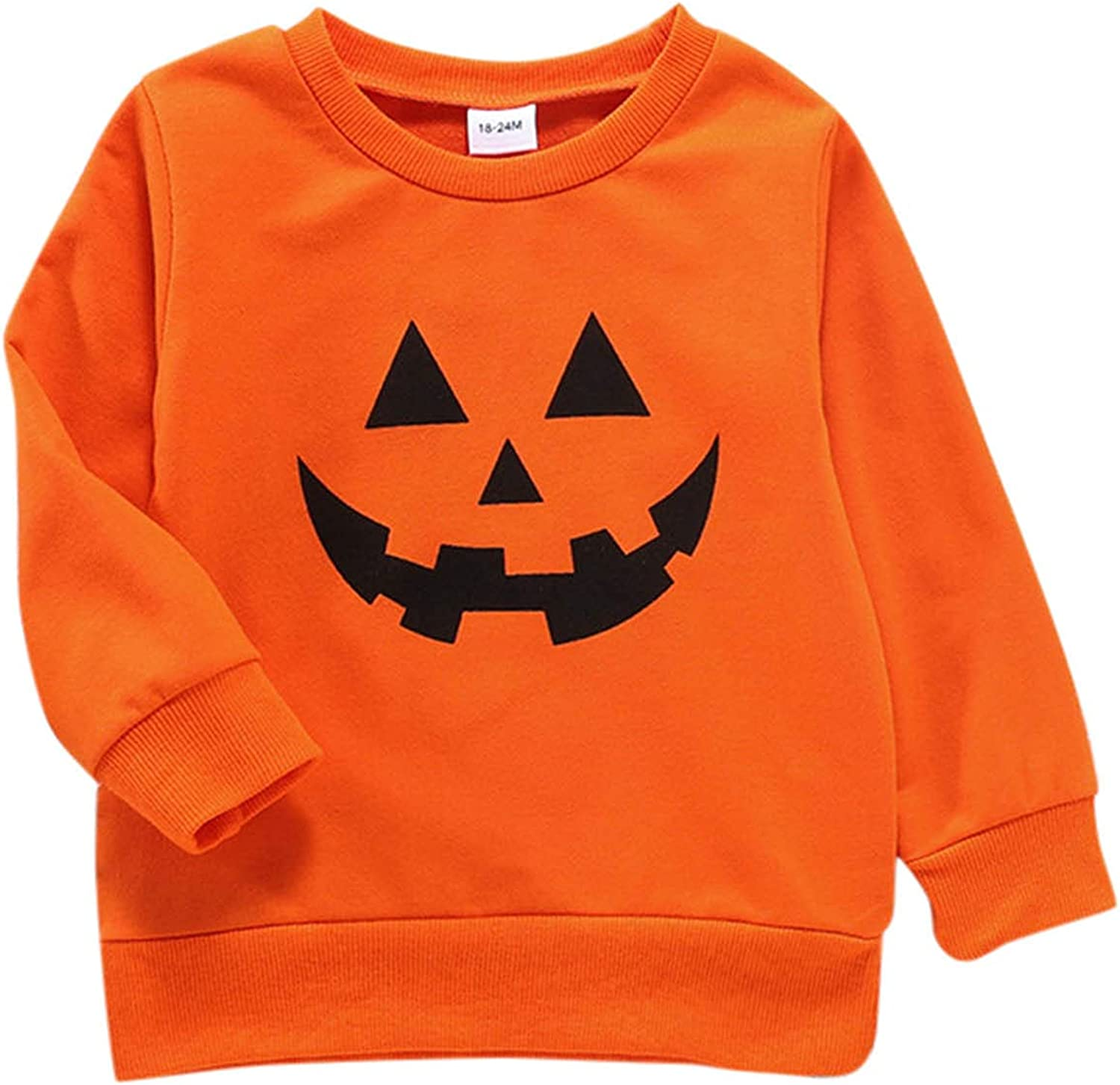 Toddler New color Baby Sweater Blouse Kansas City Mall Warm Girls Boys Pullover Kids Childs