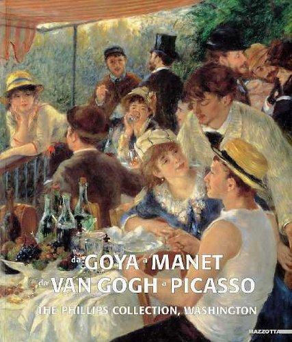 Da Goya a Manet da Van Gogh a Picasso: the Phillips collection Washington. Catalogo della Mostra tenuta a Rovereto nel 2005; The Phillips collection; MaRT. Con un saggio di Eliza E. Rathbone; Introduzioni di Gabriella Belli Jay Gates.