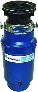 Anaheim 191 Whirlaway Garbage Disposal, 1/3 hp
