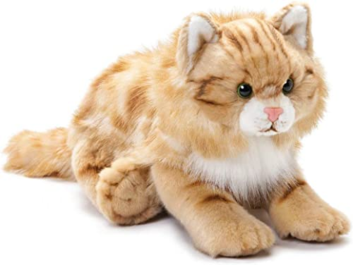 Nat and Jules Plush Toy, Maine Coon Cat, grand