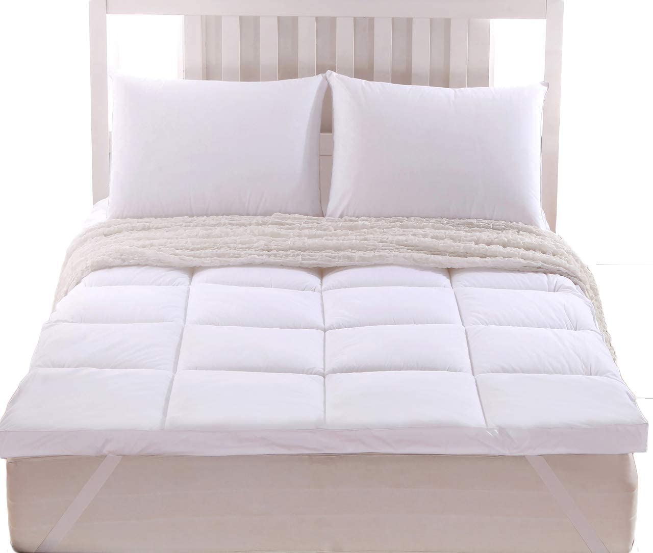 OFFicial mail Popular order sheetsnthings Box Stitch 233-Thread-Count 100-Percent Cotton 2-