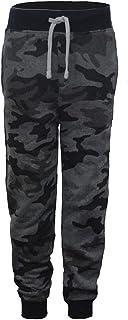 38e60aad0458d Lotmart Enfants Imprimé Camouflage Survêtement Fille Garçon Jogging Pantalon