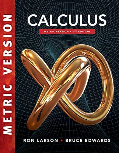 Calculus 11e international metric edtion
