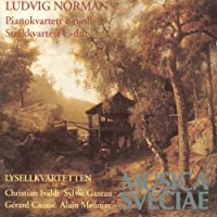 Piano / String Quartet by LUDVIG NORMAN (1994-01-01)