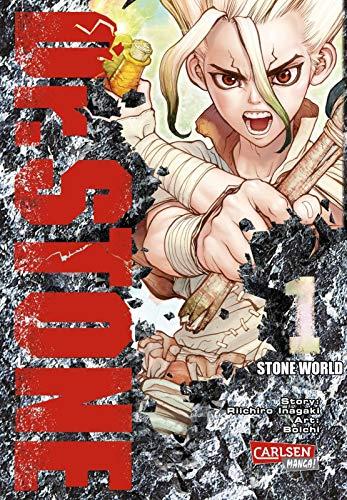 Dr. Stone 1: Verrückte Abenteuer, Action und Wissenschaft!