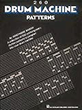 Bardet, R: 260 Drum Machine Patterns